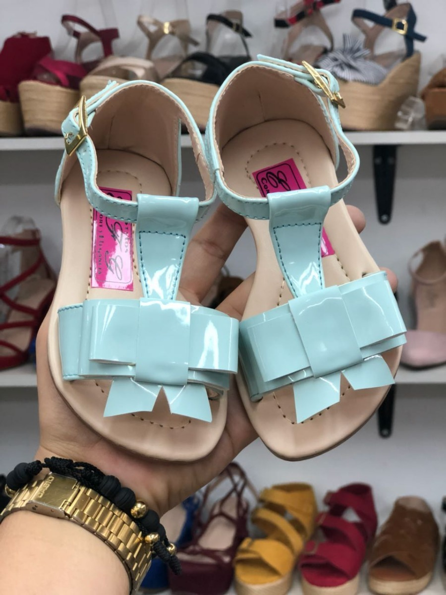 b1f31fb17 calzado infantil sandalias verde agua niña moda colombia. Cargando zoom.