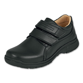 b66dc7be Calzado Kids Niño Zapato Escolar Tipo Piel Color Negro Comod