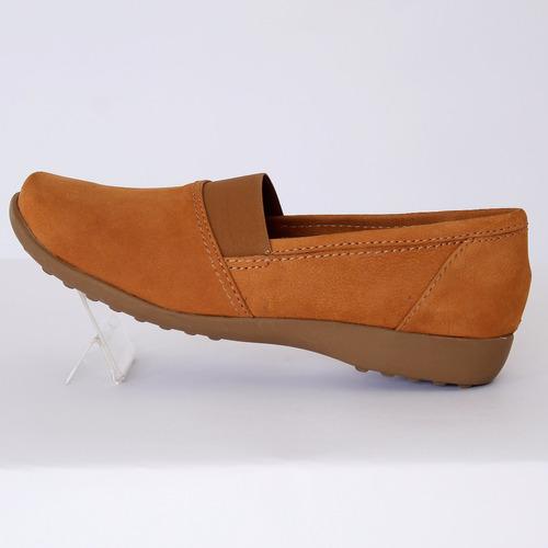 calzado ludolfo cota para dama ligero cómodos piel