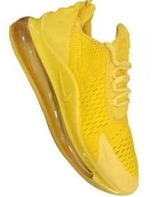 Calzado Nike Airmax 720 Color Amarillo