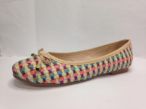 calzado para dama flats