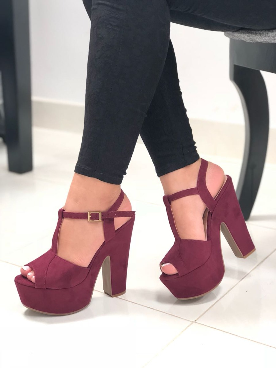22a175c993 Calzado Para Dama,tacones, Zapatos Mujer,moda Femenina - $ 76.000 en ...