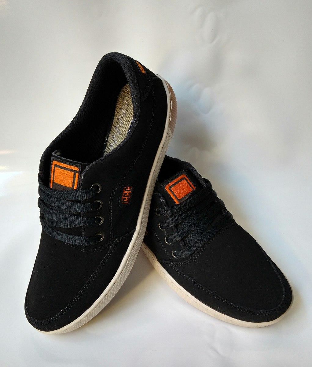 13cf6e5421 calzado para hombre y jovenes color negro moda envio gratis. Cargando zoom.