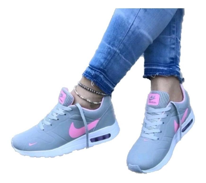 Calzado Para Mujer Tenis Nike Air Calidad Garantizada