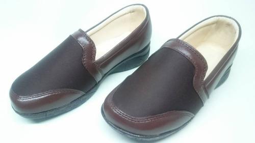 calzado para pie delicado y diabético borrego dama mujer
