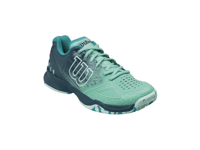 9949e5fb calzado para tenis wilson kaos comp green 24mx para dama. Cargando zoom.