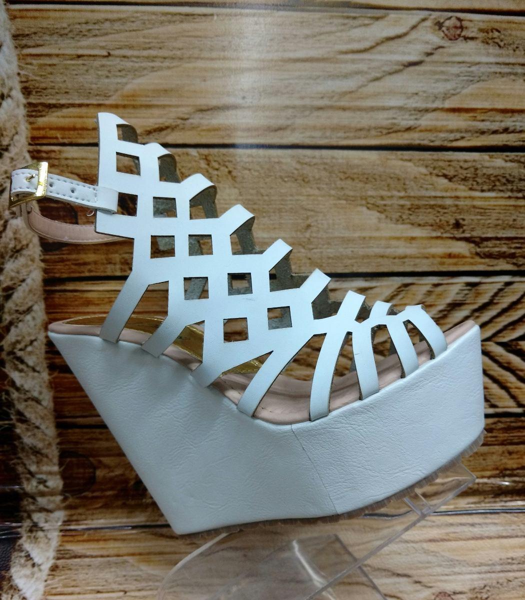 19a92b6d calzado plataforma para mujer zapato blanco envío gratis. Cargando zoom.