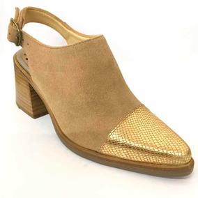 83b04809 Zapato Dorado Fiesta - Zapatos de Mujer en Mercado Libre Uruguay