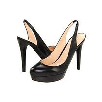 Guess Zapatos Talla 7 Y 7.5 Dos Colores: Negro Y Rojo