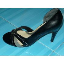 Zapatos, Sandalias Foresta 36 Y 38, Taco 9 De Vestir En Caja
