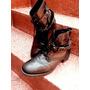 Borceguies Borcegos Zapatos Tacticos Cuero Argentino 40/41