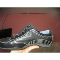 Hermosas Zapatillas De Cuero Marca Rockport Importadas