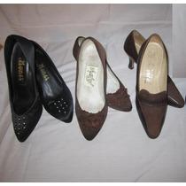 Elegantes Zapatos De Vestir Y Fiesta Talla 35 Y 36