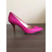 Michael Michael Kors Zapatos Talla 7 Color Rosado