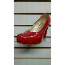 Calzado Zapato Reyna Taco 7 Y 9 Y 12. Plataforma Interna