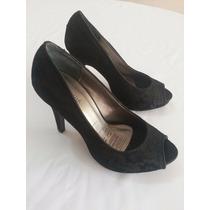 Zapato De Mujer - Marquis Nuevo - Talla 35 - Taco 10