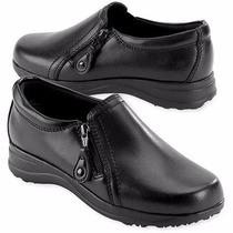 Zapatos Dr. Scholls Cuero Negro Talla 38