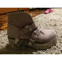 Zapatos Plataforma De Argentina
