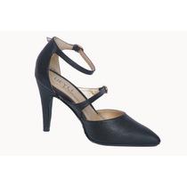 Zapato Vestir Mujer - Tacones Para Dama
