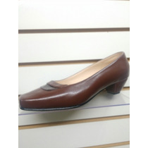 Calzado Zapato De Vestir Para Dama. Taco 3 Y Taco 5.