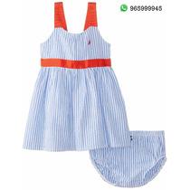 Vestidos Para Niña - Importados Usa 1 Y 2 Años Liquidacion