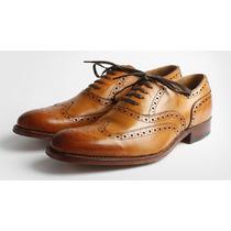 Zapatos Oxford Hombre, Calzado Vestir Botas Botines Cuero