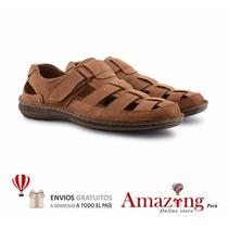 Calzado Hombre Sandalias Mountain Moda Amazing