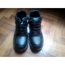 Zapatos Punta De Acero Sandder