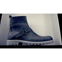 Botas Militar Hombre, Zapatos, Calzado Minero Cuero Segurida