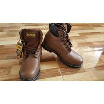 Zapatos Dewalt Punta De Acero 42