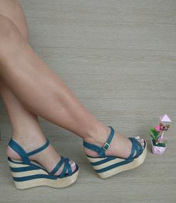 1cc08e78 Espectacular Zapato Sandalia Yute Dama - Sandalias para Mujer en Bogotá  D.C. en Mercado Libre Colombia