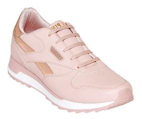 Tennis Nike Rosa Nude Ropa, Bolsas y Calzado de Mujer en