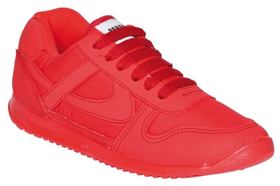 Calzado Niños349 Casual Panam Niño 00 Tenis Rojos Nilña Comodos 8nOP0wXNkZ