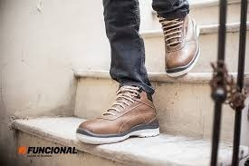 calzado zapatilla  botin de seguridad funcional street black