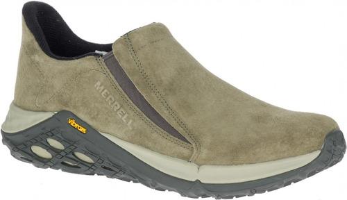 calzado zapatilla merrell jungle moc 2.0 oliva del 40 al 45