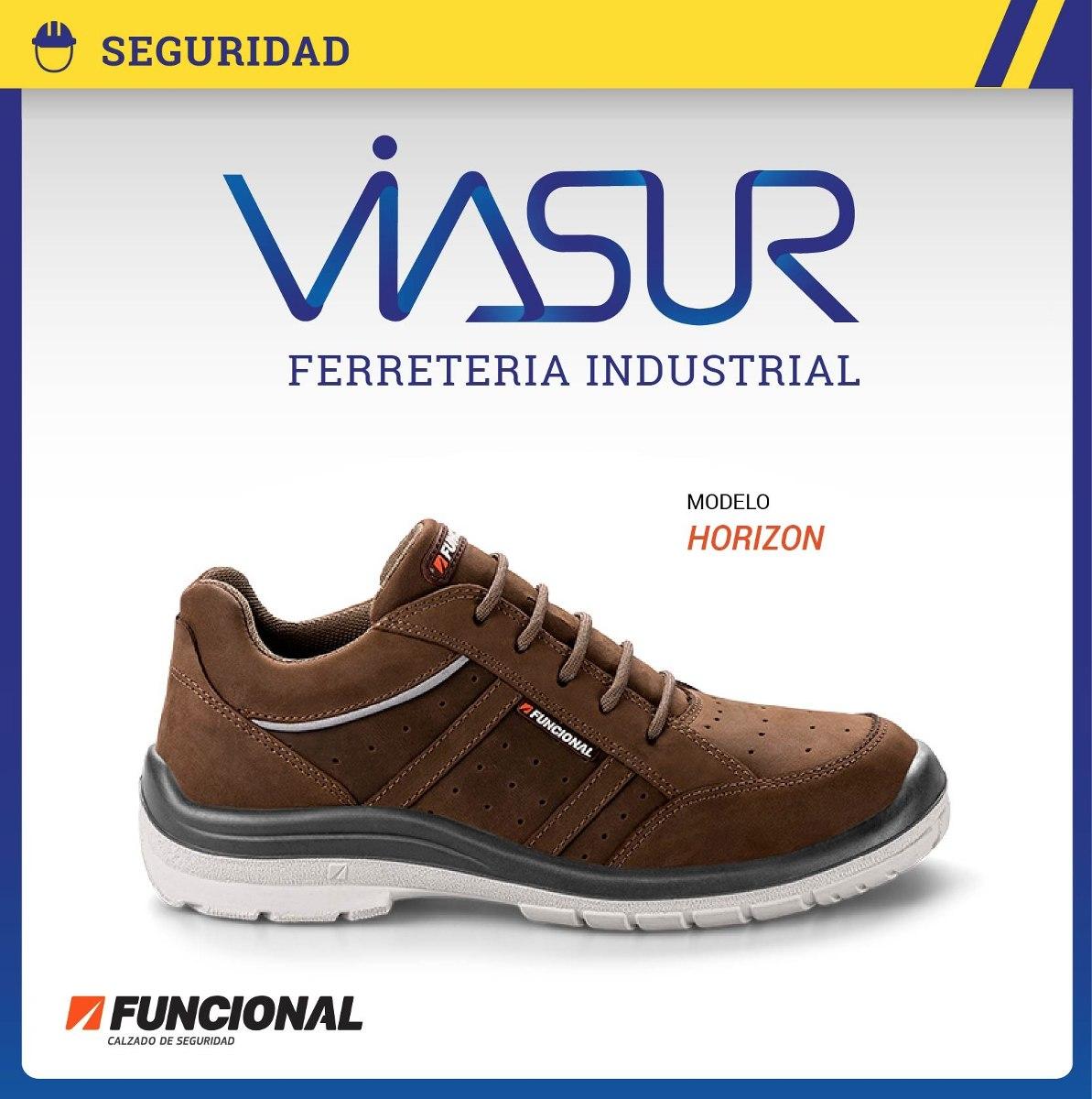 f386af8598 calzado zapato de seguridad funcional ultraliviano horizon. Cargando zoom.