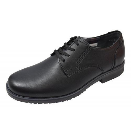 calzado zapato escolar flexi niño 50901 negro