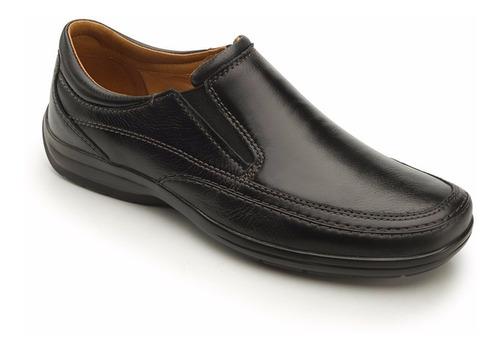calzado zapato flexi 71602 negro casual oficina vestir salir