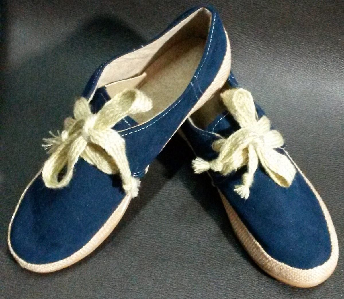 0c30683d Calzado-zapatos Tipo Tenis/tipicos/artesanales De Chiapas ...