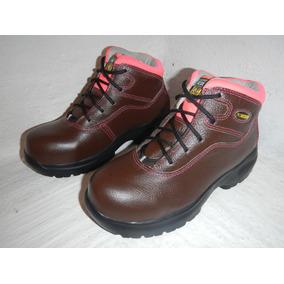 f73ce4f324ebf Calzado De Seguridad Industrial Para Mujer - Calzados - Mercado ...