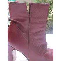 Shoes And Shoes,botas, Zapatos, Nº 36-37, Cuero Y Suela.