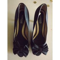 Zapatos Marquis 38 Negros