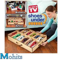 Organizador Zapatos Shoes Under Para 12 Pares