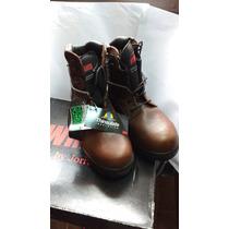 Zapatos De Seguridad Mineros Hombre Talla 42