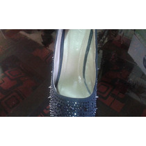 Zapatos + Cartera Negros Muy Bellos 36