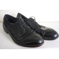 Zapato Vestir Hombre ,número 10. Cuero.