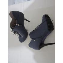 Zapato Sandalia ,cuero,miezko De Mingo,numero:39