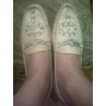Zapatos Hindúes 100% Cuero, 36-37