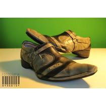 Zapatos De Cuero Corte Italiano