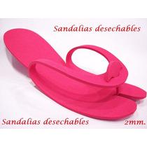 Sandalias Desechables Tipo Havaianas - Hawaianas 37 Al 42